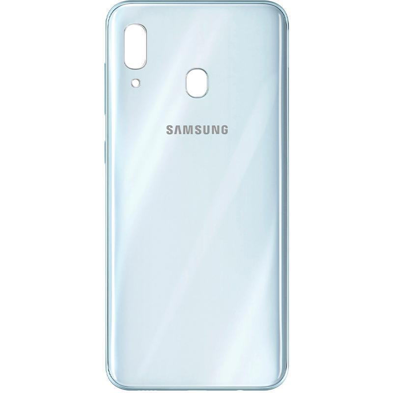 Задняя крышка Samsung A305F (A30-2019) White OR