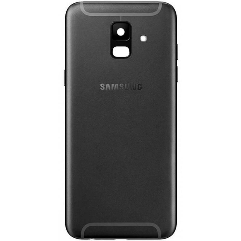 Задня кришка Samsung A600 (A6-2018) Black OR