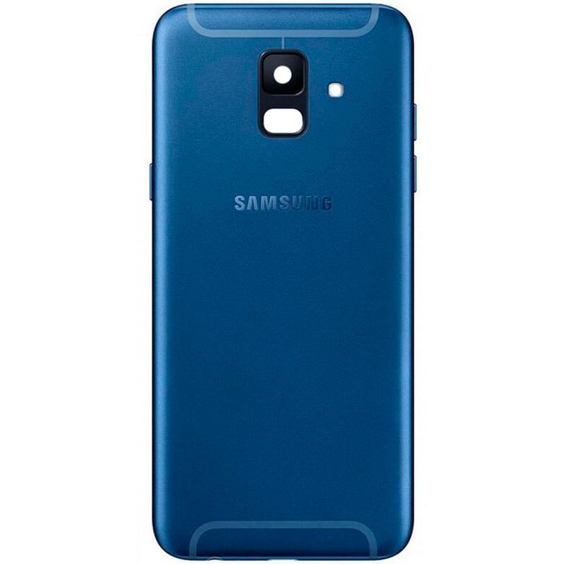 Задняя крышка Samsung A600 (A6-2018) Blue OR