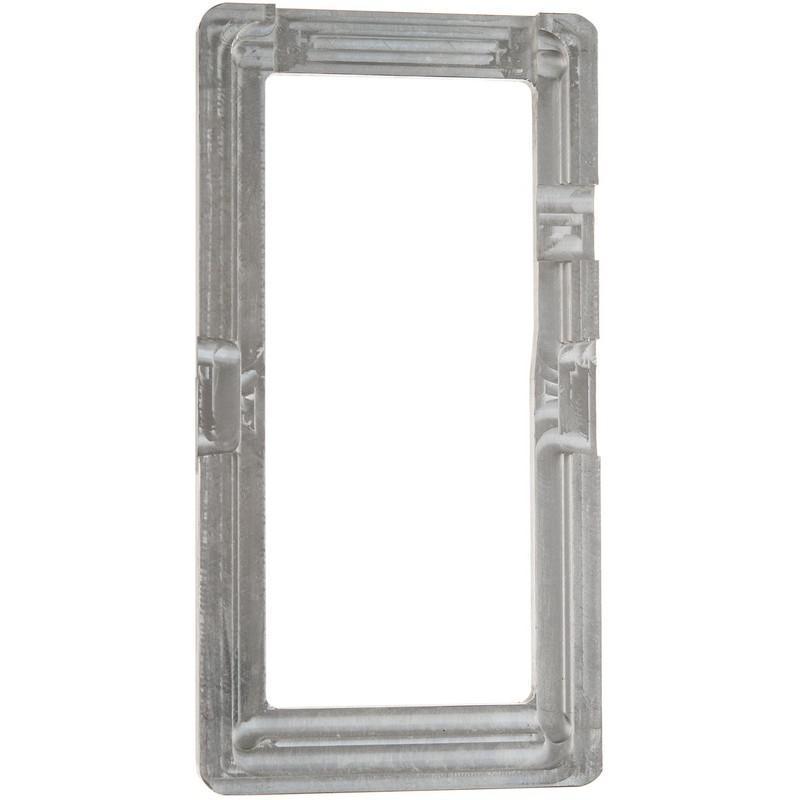 Форма металлическая для установки стекла Samsung A8+ 2018 (A730F)