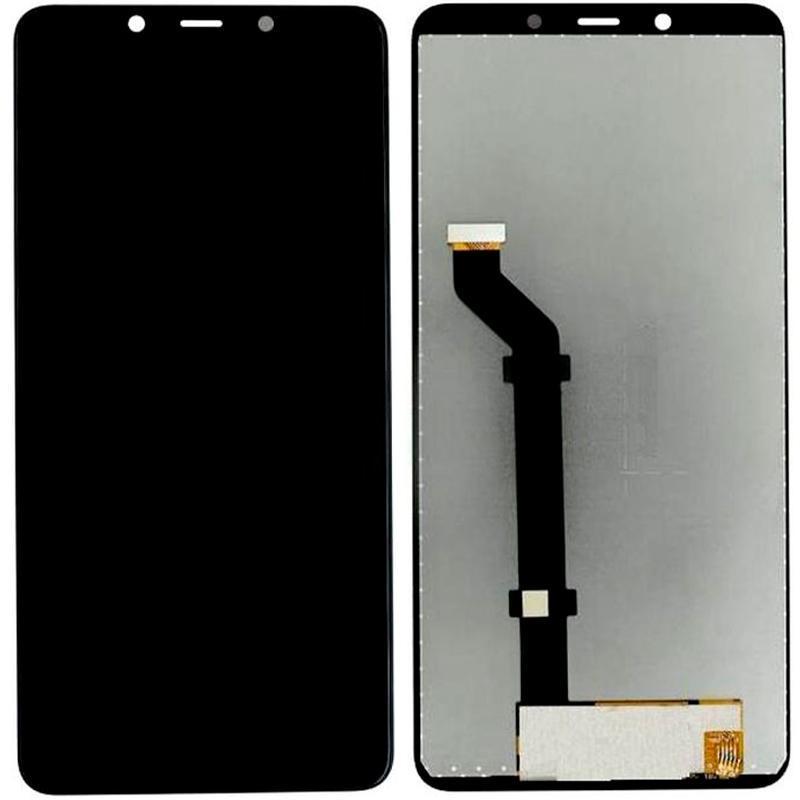 LCD Nokia 3.1 Plus + touch Black Original