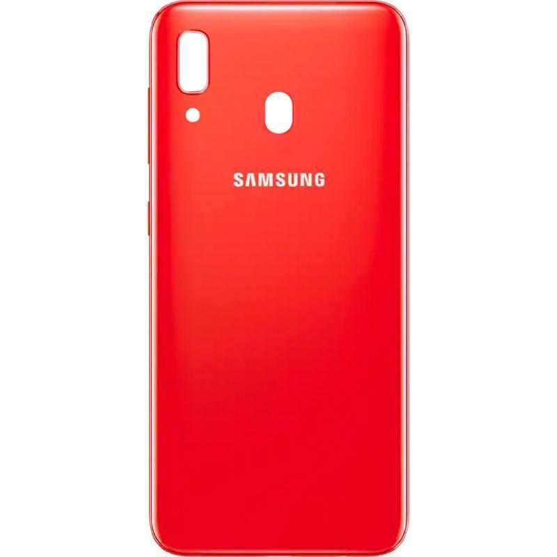 Задняя крышка Samsung A305F (A30-2019) Red OR