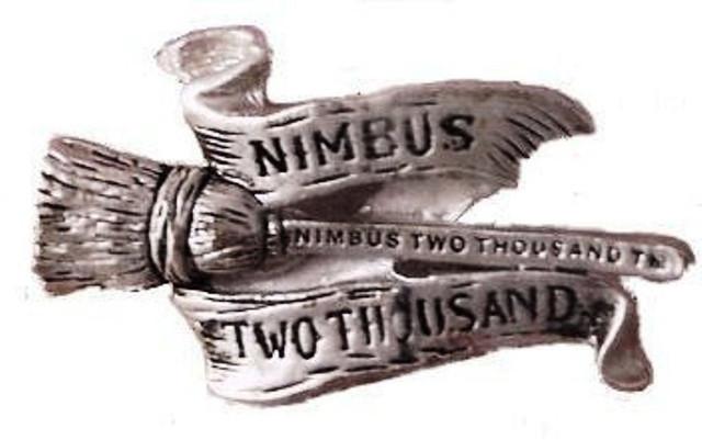 Брошь Нимб две тысячи