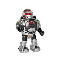 Робот M 0465 Защитник планеты Серебристый