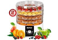 Сушка для фруктов и овощей Rotex RD610-W