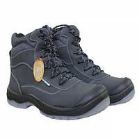 "Ботинки MIL-TEC Work Boots 8"" Black, фото 1"