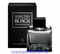 Туалетная вода Antonio Banderas - Seduction in Black (100мл.)