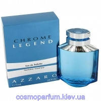 Туалетная вода Azzaro - Chrome Legend (75мл.)