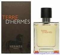 Туалетная вода Hermes - Terre D`Hermes (50мл.)