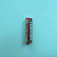 Батарейка Toshiba R6 АА 1,5 V солевая пальчиковая