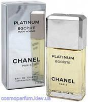 Туалетная вода Chanel - Egoiste Platinum (50мл.)