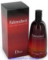 Туалетная вода Christian Dior - Fahrenheit (100мл. ТЕСТЕР)