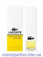 Туалетная вода Lacoste - Lacoste Challenge Re/Fresh (90мл.)
