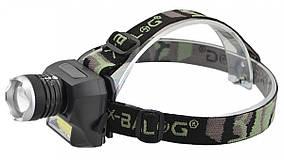 Налобный фонарик Police BL-6919 Cob панель #S/O