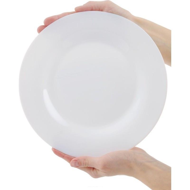 Тарелка подставная из стеклокерамики Olax 250 мм