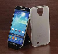 Накладка пластиковая ITSkins для Samsung Galaxy S4 GT-i9500 Zero Прозрачный 704142)