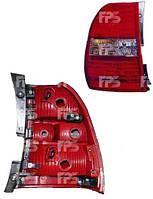 Фонарь задний для Kia Sportage (Je) '04-06 левый (DEPO)