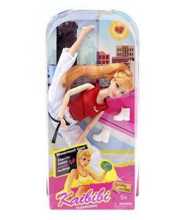 """Кукла спортсменка """"Kaibibi"""" с аксессуарами BLD141, фото 2"""