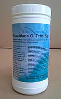 Кислород в таблетках по 20 гр Fresh Pool 1 кг