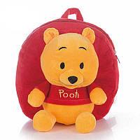 Детский рюкзак с игрушкой Винни Пух Disney (YU789Y)
