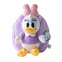 Детский рюкзак Disney с игрушкой Дейзи Дак (DD854)