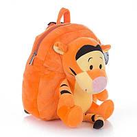 Детский рюкзак с игрушкой Тигра Disney (QYUB567)