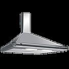 Вытяжка кухонная купольная AKPO Elegant Turbo 60 БЕЛЫЙ, фото 2