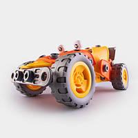 Конструктор Keedo Buggy Jk8092 Оранжево-желтый