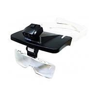 Очки бинокулярные TH-9203 со светодиодной подсветкой