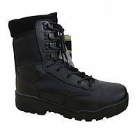 Ботинки MIL-TEC TACTICAL STIEFEL Black, фото 1