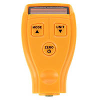 Толщиномер автомобильный G-M 200 для лакокрасочного покрытия и краски Желтый (YDGVCBSHW3YDVT)