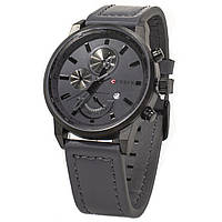 Мужские часы Curren 8217 Black (3116-8679)