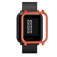 Бампер Strap Up для Xiaomi Amazfit Bip Orange