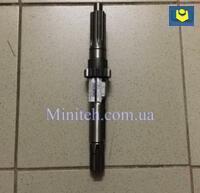 Вал первинний ХТ-120/220 (L-285mm,  Z-6/16/6)