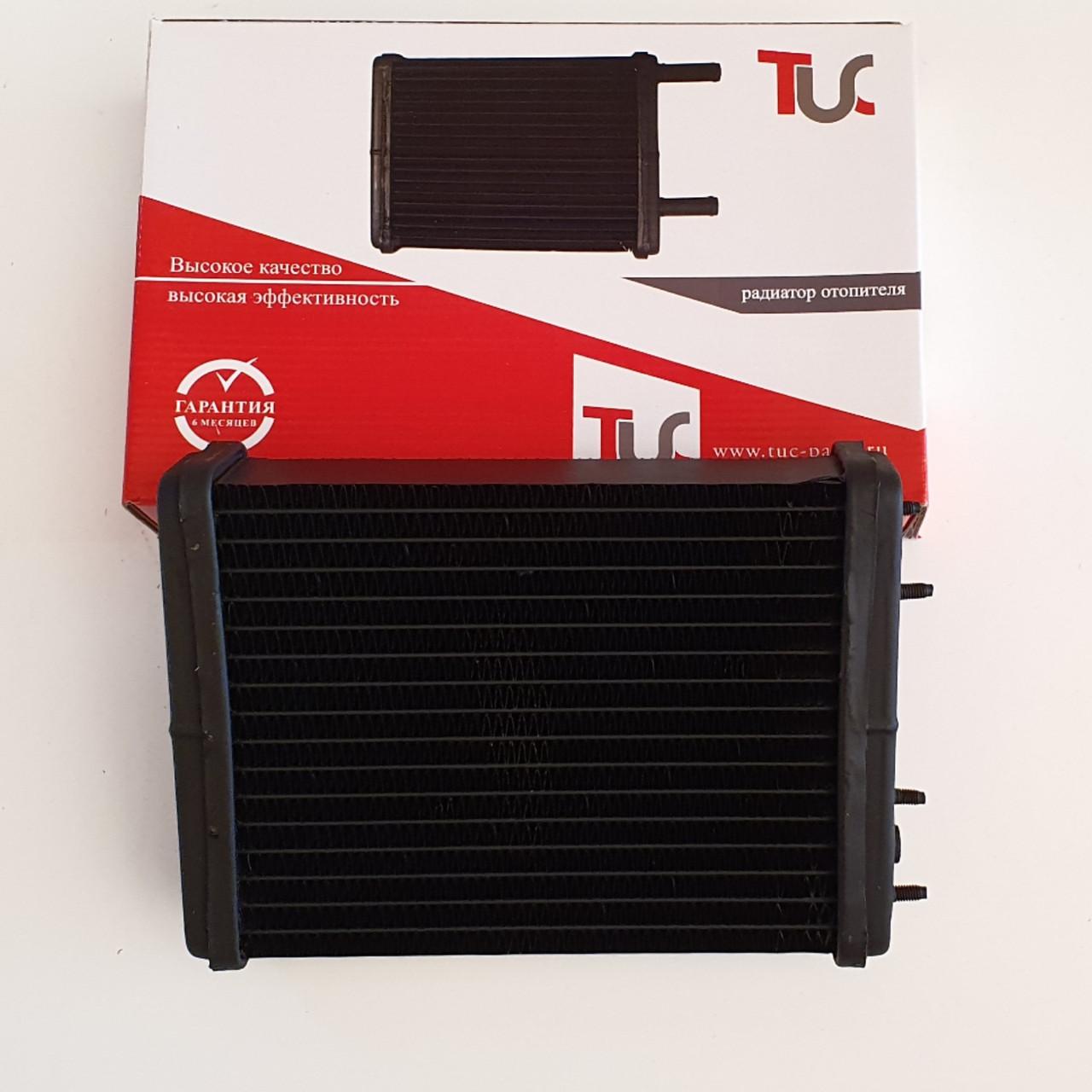Радиатор Отопитель вaз 2101-2106-2107 (3 ряд)