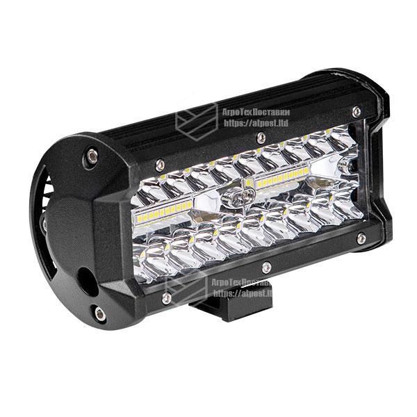 Фара LED прямоугольная 120W (40 диодов)
