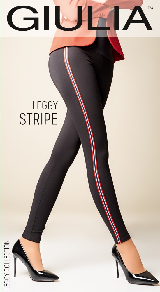 Легинсы Giulia Leggy Stripe model 6