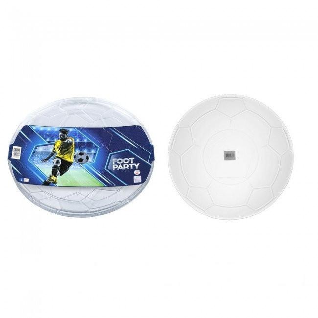 """Набор тарелок """"Футбол"""" 310 мм*4 шт"""