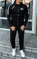 Спортивный муской костюм Nike Air с капюшоном