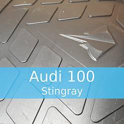 Резиновые коврики в автомобиль Audi 100 (C4) с 1990- (Stingray)