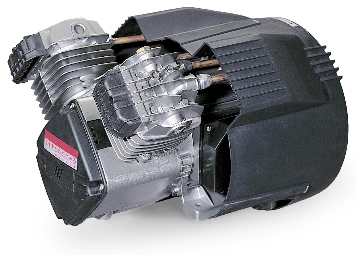 Безмасляный компрессорный блок VS204 (200 л/мин)