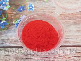 Ворсовой порошок (бархатная пудра, флок) КРАСНЫЙ, 3 грамма