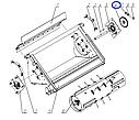 Звездочка битера проставки z-32, фото 3