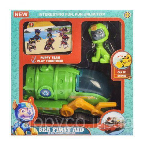 Патруль из серии Морской патруль ,Рокки, детская игрушка