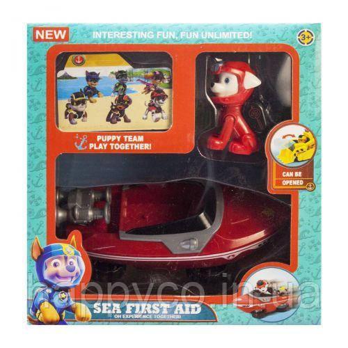 Герои  из серии Морской патруль ,Маршал, детская игрушка