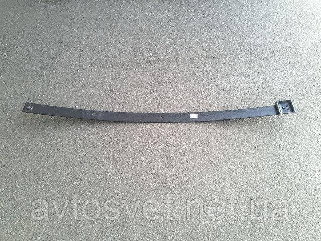 Лист ресори №2 задній ГАЗ 4301 (виробник Чусовая) 4301-2912076