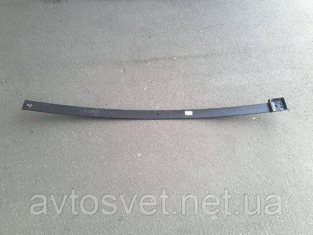 Лист рессоры №2 задний ГАЗ 4301 (производитель Чусовая) 4301-2912076