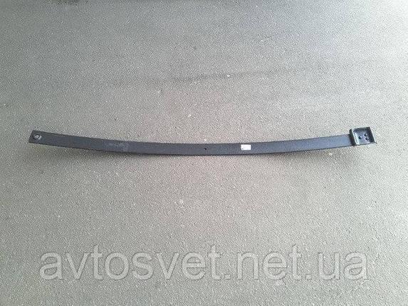Лист рессоры №2 задний ГАЗ 4301 (производитель Чусовая) 4301-2912076, фото 2