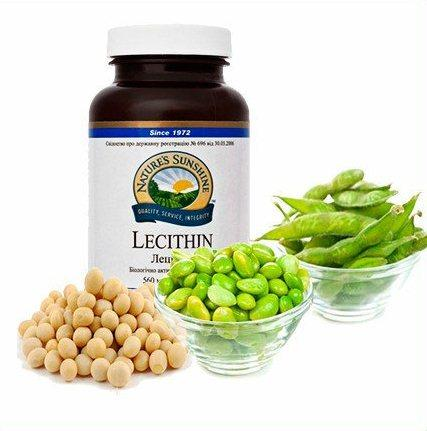 Лецитин. Картинка 4.