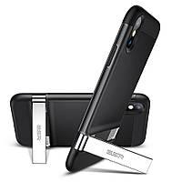 Чехол ESR для iPhone XS Max Air Shield Boost (Urbansoda), Black (4894240067420), фото 1